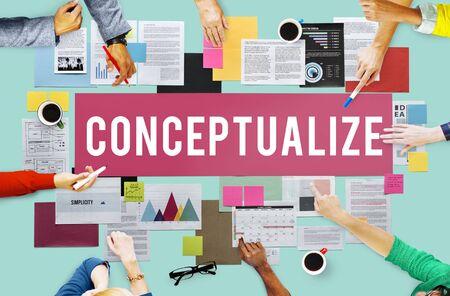 Conceptualizar Intención Concepto Concepto Percepción