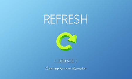 invigorate: Refresh Restart Renew Vision Concept