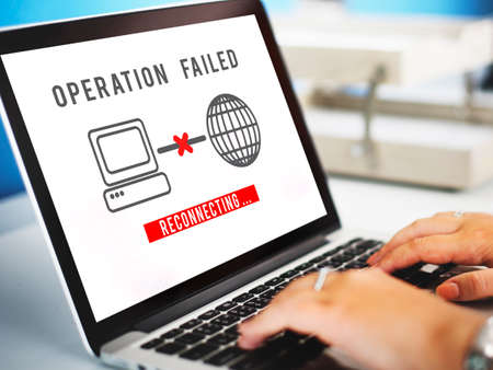 systems operations: Operation Failed Fiasco Neglect Unsuccessful Concept
