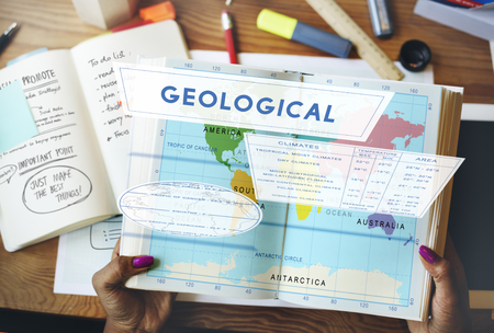 continents: Continents Coordinates Exploration Geological Cartography Concept