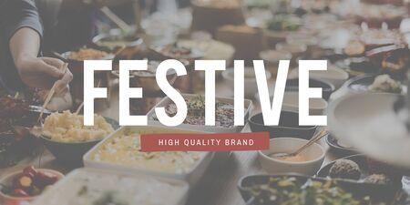 comida rica: Comer concepto de alimentación de restaurante de comidas Variedad