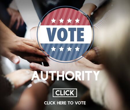 approve: Authority Allow Agent Approve Permit Authorize Concept Stock Photo