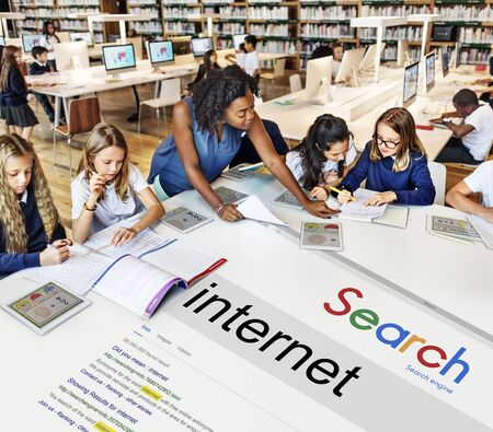 search engine optimization: Internet Connection Online Search Engine Optimization Concept