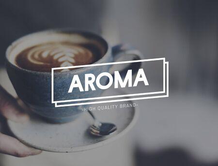 frescura: Aromático aroma terapia de relajación concepto de la recesión Frescura