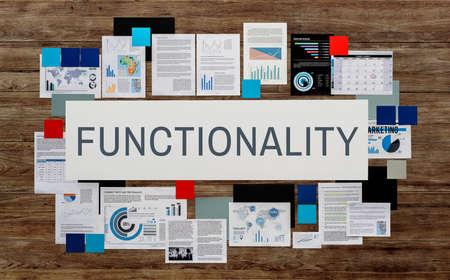 적합: 기능 실용적인 목적 품질 적합한 개념