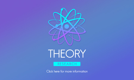 theories: Theory Balance Experimental Function Science Concept Stock Photo