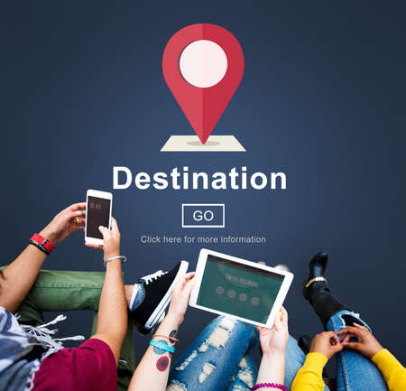 campus tour: Destination Location Holiday Navigation Place Concept
