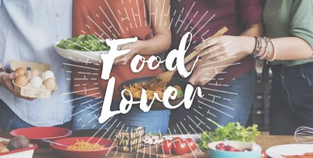 foodie: Food Mania Foodie Food Lover Gourmet Cuisine Tasty Delicious Concept