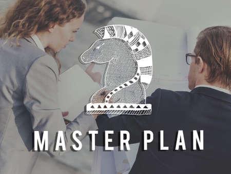 master: Master Plan Design Operations Planning Process Concept