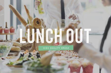 nourishment: Food Nourishment Pastry Snack Bar Eat Concept Stock Photo