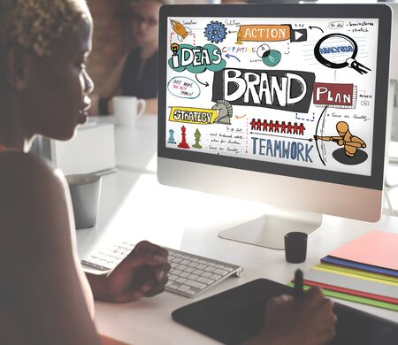 trademark: Brand Trademark Advertising Marketing Product Concept