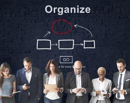 회사 조직도 회사 개념