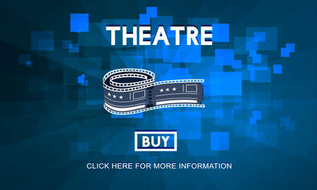 entertaining presentation: Theatre Theater Cinema Film Hall Audience Concept