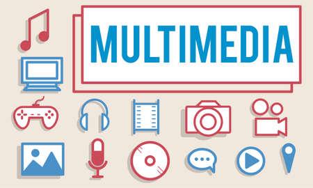 multimedia: Multimedia Animation Computer Graphics Digital Concept