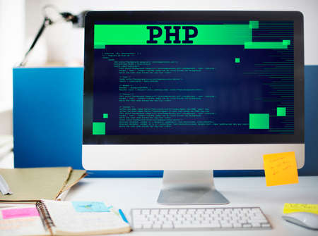 java script: PHP Coding Computer CSS Data Digital Function Concept