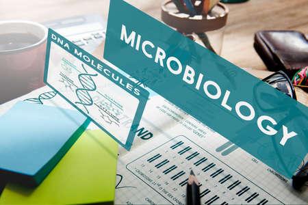 microbiologia: Las bacterias Microbiolog�a Enfermedad Enfermedad Laboratorio Concepto