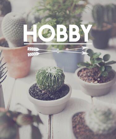 botanic: Hobby Leisure Pastime Recrreation Botanic Concept