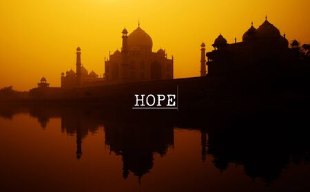 creed: Hope Faith Belief Believe Religion Trust Creed Concept Stock Photo