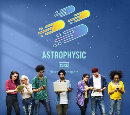 exploration: Astrophysic Astronomy Exploration Nebular Concept