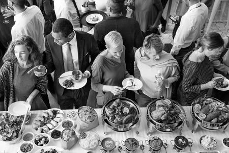 kulinarne: Food kuchni Kulinarne Bufet Party Concept