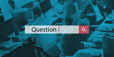 frequently asked question: Question Answer Frequently Asked Question Help Concept