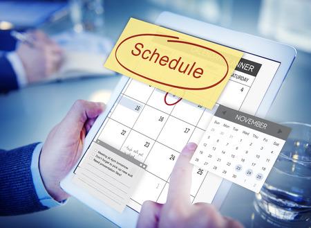 remind: Schedule Calender Planner Organization Remind Concept