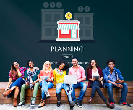 business opportunity: Plan Planning Business Opportunity Work Concept Stock Photo