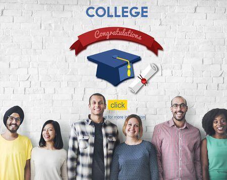 academic achievement: Education Achievement College Academic Concept