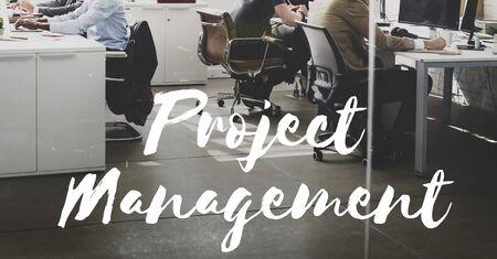 coordination: Project Management Business Coordination Concept