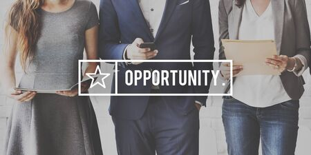 on occasion: Opportunity Occasion Chance Impossible Achievement Concept