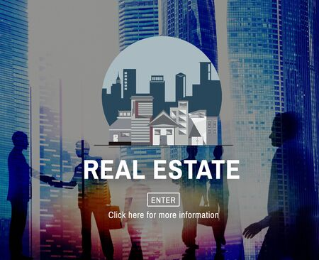 real: Architecture Real Estate Building Concept