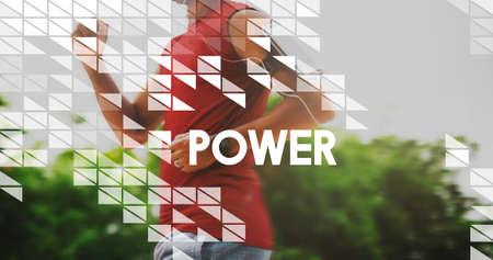 fearless: Power Strength Strong Empowerment Strength Powerful Fearless Concept