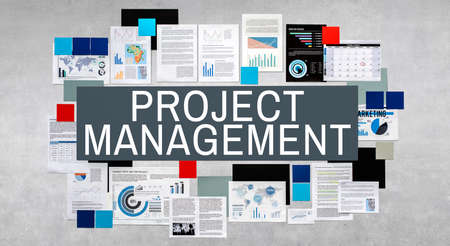 methods: Project Management Planning Strategy Methods Concept