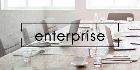 venture: Enterprise Venture Firm Company Concept