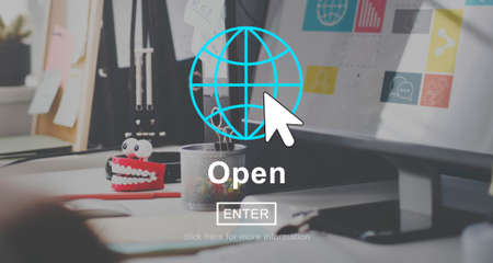 revealed: Open Expose Revealed Public Available Opening Concept