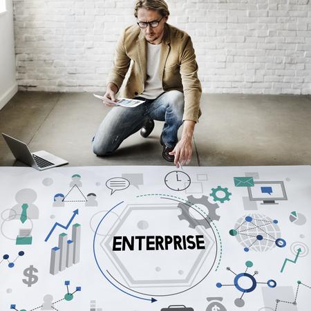 firm: Enterprise Company Corporation Firm Operation Concept