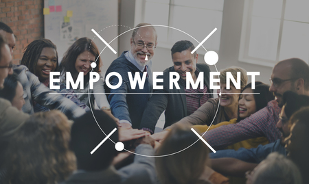 liberate: Empower Authority Enable Permission Power Concept