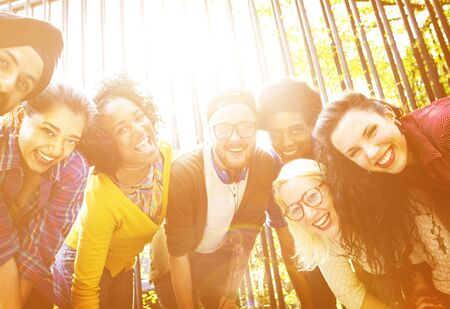 friendliness: Conexión Libertad Unión Sociedad Concepto de las personas