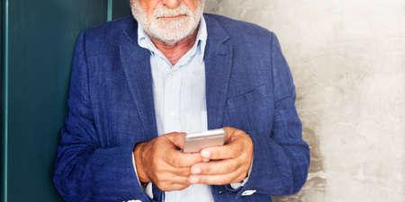 cool gadget: Leisure Relaxation Beard Mustache Gadget Cool Concept Stock Photo