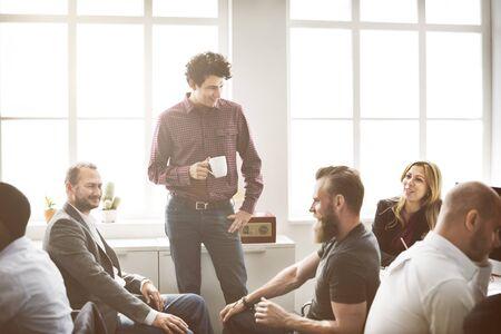 teamwork business: Business Corporation Organization Teamwork Concept