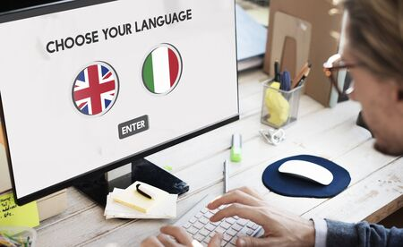 faction: Language Dictionary English Italian Concept