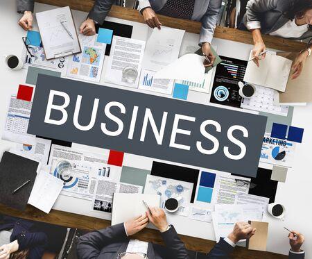 firm: Business Commercial Corporate Enterprise Firm Concept