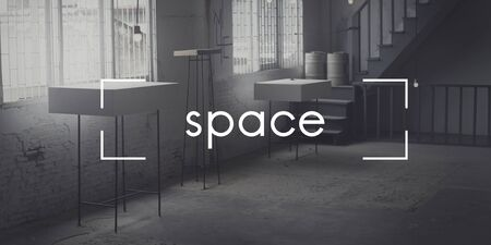 decorate: Space Design Decorate Modern Office Private Concept