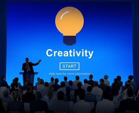 inspire: Creativity Aspiration Inspiration Inspire Skills Concept