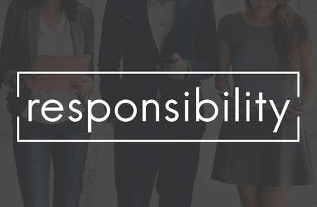 accountability: Responsibility Accountability Roles Task Concept