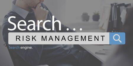 unsure: Risk Management Unsure Assessment Concept