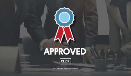 eligible: Approved Certified Quality Garantee Prize Award Concept