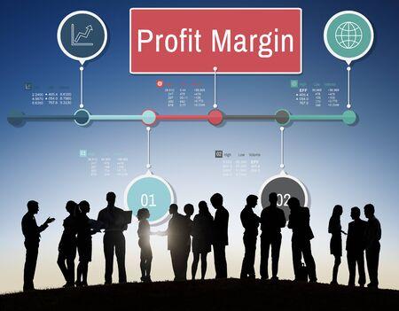 margen: Margen de beneficio Ingresos financieros Ingresos Concepto de costos de ventas