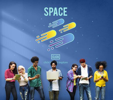 astronomy: Space Astronomy Exploration Nebular Concept