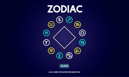 signes du zodiaque: Zodiac historique Concept Prediction Astronomie